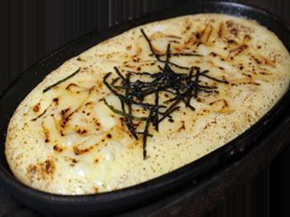 山芋鉄板チーズ